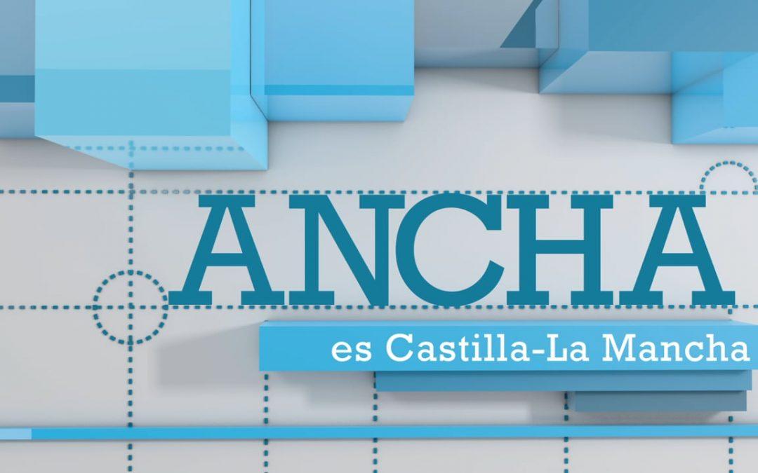 Ancha es Castilla-La Mancha de Castilla-La Mancha Media nos visita